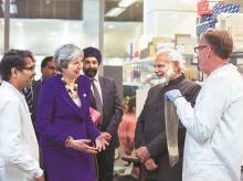 Bharat Ki Baat, China, ModiCare, Indo-Pacific region, India UK defence, India UK bilateral ties, modi in uk, modi in london, modi uk visit, modi uk visit 2018, modi visit to uk, modi visit to uk, narendra modi in uk, narendra modi, modi visit to uk,