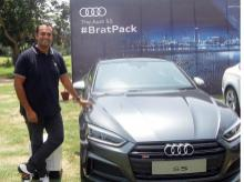 Audi, Rahil Ansari