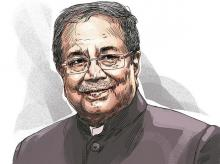T K Viswanathan, former Union law secretary