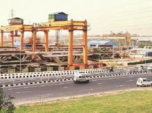 infrastructure, road