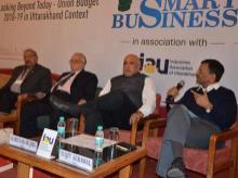 Business Standard Smart Business Event In Association With IAU, Dehradun.