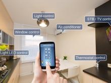 home automation, smart home