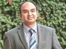 Jatin Dalal, Wipro CFO