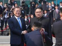 Korea summit, Korean summit, Kim Jong-un, Kim, Moon, moon Jae-in