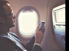 Passengers will soon be making in-flight calls
