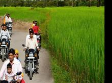 rural markets for motorbikes