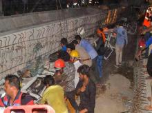 varanasi bridge, varanasi death toll, varanasi tragedy, varanasi live, varanasi bridge collapse, varanasi breaking news, varanasi current news, bridge falls in Varanasi, varanasi news, varanasi death toll, varanasi accident, varanasi news live, varan