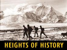 Book review of Legendary Maps From the Himalayan Club