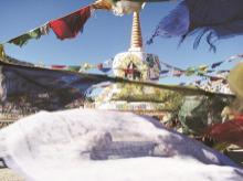 the Chang La in Ladakh