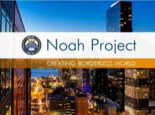 The Noah Project works on several directions,including a modern payment system based on NoahCoin virtual currency,convenient Noah crypto wallet,and the world's first crypto City