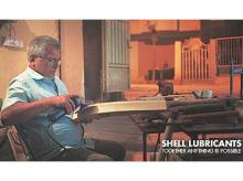 Shell Lubricants campaign