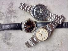 luxury watches, vintage watches