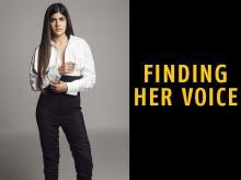 Pop musician and entrepreneur Ananya Birla