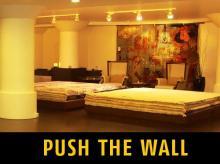 wall, room