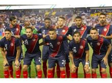Costa Rica team, Fifa World Cup 2018