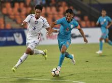Sunil Chhetri, Intercontinental Cup