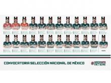 Mexico Football Squad
