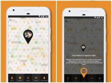 Blink safety app