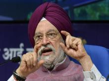 Minister of State for Housing and Urban Affairs, Hardeep Singh Puri