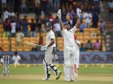 Murali Vijay, India vs Afghanistan first test, Shikhar Dhawan,