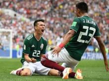 Mexico scores
