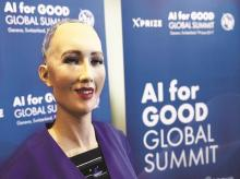 Sophia, Artificial Intelligence (AI)