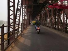 Loha pul, old yamuna bridge