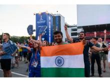 Fifa World Cup indian fan