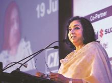 GST, gst revenue,gst returns,gst collection, Central Board of Indirect Taxes and Customs (CBIC) Chairperson, Vanaja Sarna