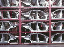 car plant, car manufacturer