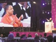 Yogi Adityanath, Narendra Modi, UP Investors Summit, UP CM Yogi Adityanath