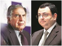 Ratan Tata, Cyrus Mistry, Tata Group