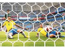 Neymar, Fifa World Cup