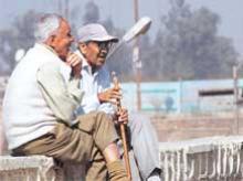 Senior citizens, NPS