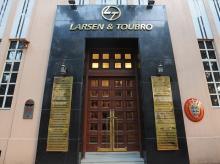 L&T Logo, L&T House