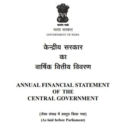 Annual Financial Statement