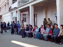 Mizoram polls 2018: Picketers seek Chief Electoral Officer's removal
