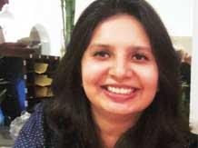 Jainee P Gordhandas