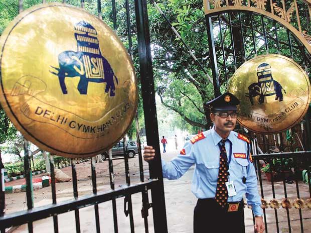 The Delhi Gymkhana Club