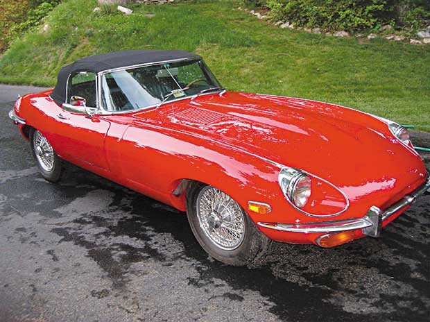 Jaguar E-Type Series II