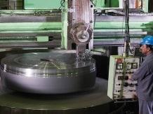 Bharat Forge's machining facility