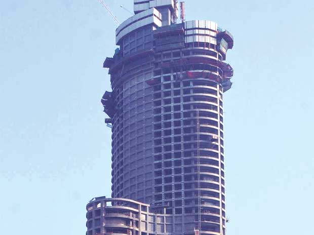Lodha Group's World One, with 117 storeys, is expected to be the tallest residential tower yet