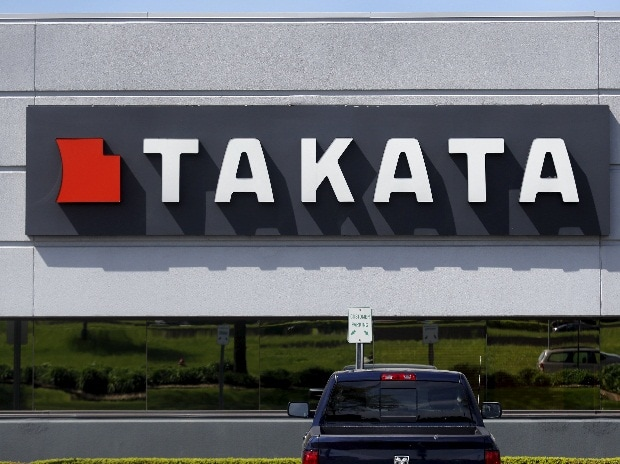 Six automakers to recall nearly 2.5 million U.S. vehicles over Takata airbags