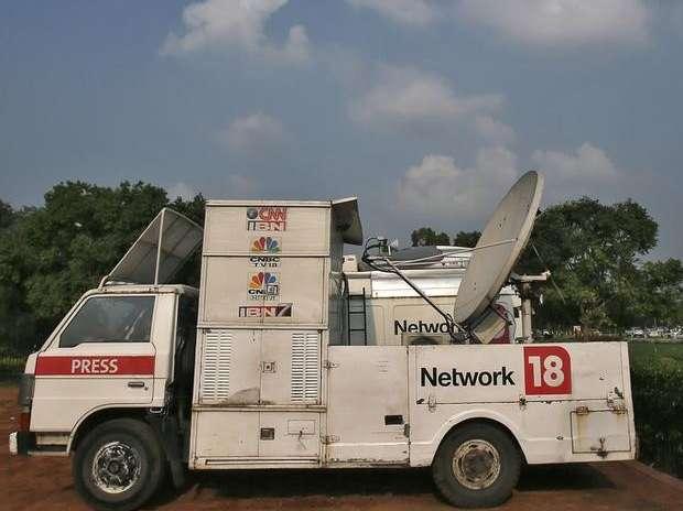 RIL, Network 18