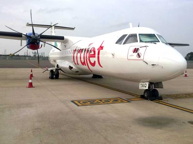 US fund Interups enters Indian skies with 49% stake purchase in Trujet