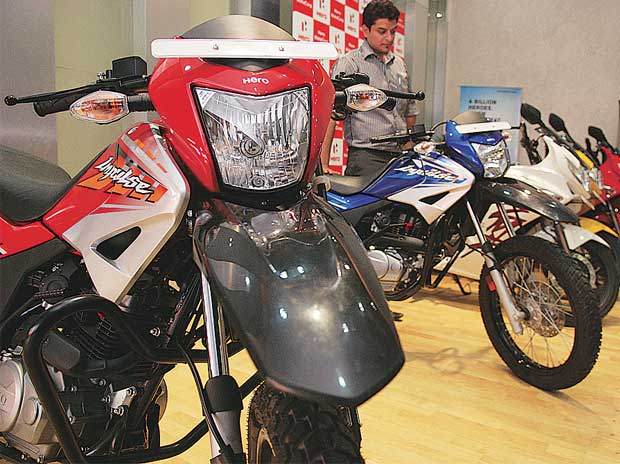 Hero MotoCorp best performer auto stock in August; up 10% in August