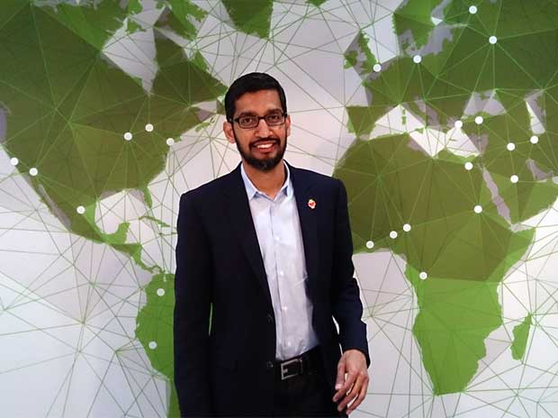 From a consultant to Alphabet CEO: A look at Sundar Pichai's meteoric rise