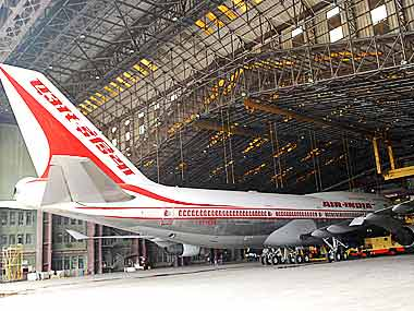 The 747 is the world's most easily recognized jetliner with its humped fuselage and four engines