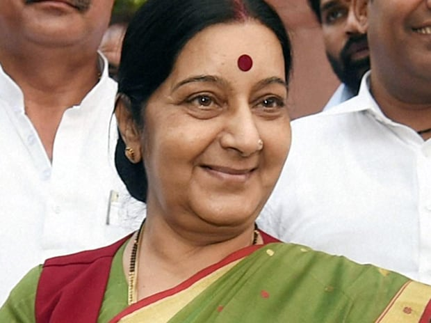 Sushma Swaraj Admitted In Aiims For Kidney Failure Speculation Rife About A Stand In Minister Business Standard News