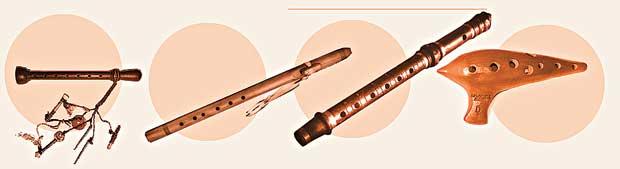 The sundari; narh; Nepali flute;  bhorrindo